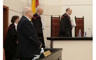 Rinkėjų valia – Konstitucinio teismo rankose