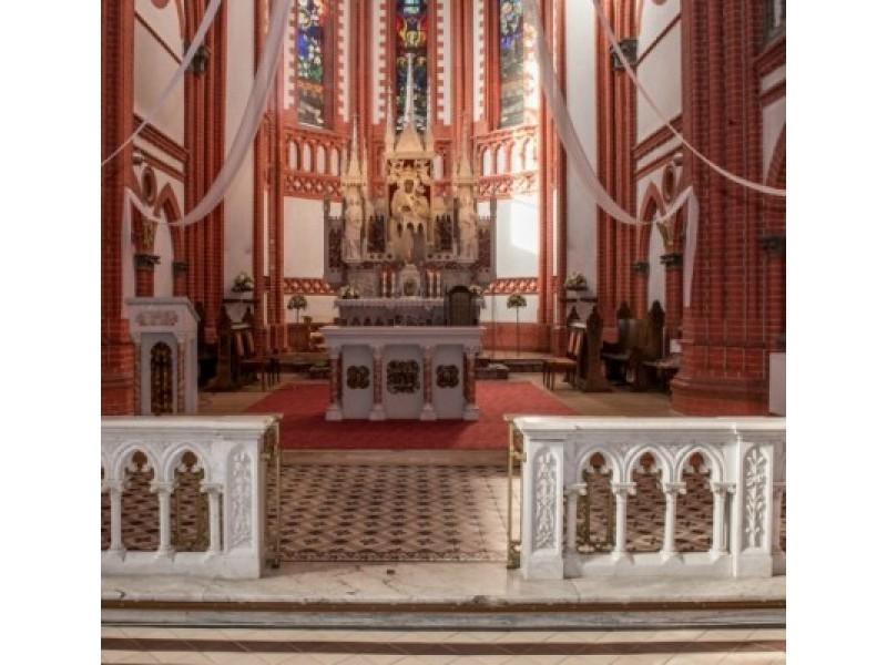 """Šešeri metai festivalį """"Ave Maria"""" globoja Palangos Švč. Mergelės Marijos Ėmimo į Dangų bažnyčia. V. Janušonio nuotr."""