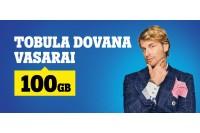 """Vasarą naršykite laisvai – """"Tele2"""" dovanoja net 100 GB"""