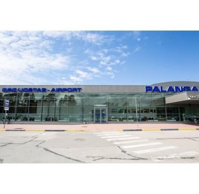 Palangos oro uostas – vienas sparčiausiai augančių Europoje