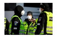 Palangos policija per Velykas dėl koronaviruso ribos atvykimą į kurortą