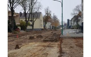 Gintaro gatvės rekonstrukcija: atkarpoje nuo J. Janonio g. iki Vytauto g. antradienį pradedami dangų ardymo ir žemės darbai
