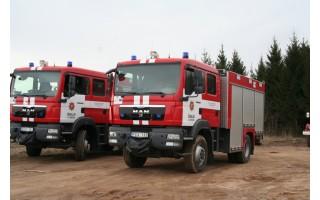 Ugniagesių gelbėtojų profesinės šventės Šv. Florijono minėjimas