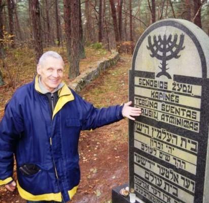Senųjų žydų vėlės rauda dėl gyvųjų palangiškių abejingumo