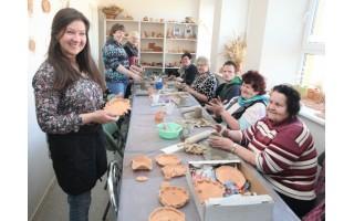 Tradicinių amatų centras – vis populiaresnis