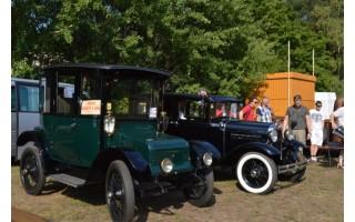 """""""American Spirit"""" Palangoje stulbino JAV gamintų automobilių įvairove"""