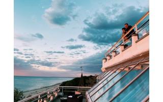 Jūrmalos paplūdimius įvertinęs Gasanovas: Palanga atrodo skurdokai