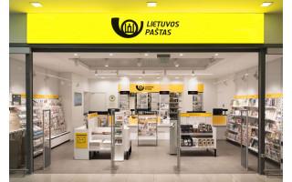 Palangiškių patogumui – Lietuvos paštas duris atvers naujose patalpos