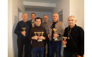 Saulius Rackevičius apgynė Palangos absoliutaus šachmatų čempiono titulą