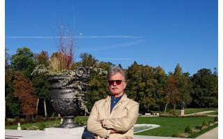 """Kraštovaizdžio dendrologas  Algimantas Bacevičius: """"Palangai verta pagalvoti apie augalus, kurie pakeistų Palangos miesto veidą ir kurortą aiškiai išskirtų"""""""