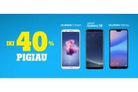 """Vasariškos """"Tele2"""" nuolaidos – telefonai iki 40 proc. pigiau"""