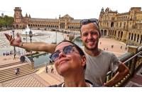 Mano kojos Europoje, Ispanijoje: krykštavau ir džiaugiausi tarsi vaikas...