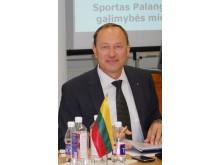 Vytautas Stalmokas vis dar kremtasi dėl pralaimėjimo rinkimuose?
