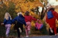 Ydingą vaiko laikyseną lemia ir netinkamai pasirinkta kuprinė