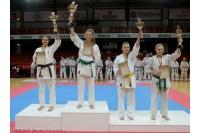 Palangiškių startas Lietuvos jaunių karate čempionate