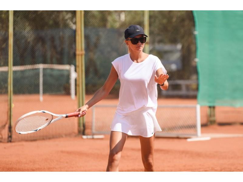 Praėjusį savaitgalį Palangos teniso kortuose vyko turnyras, kurį organizavo Simas Kučas ir Otilija Norkutė (FOTOGALERIJA)