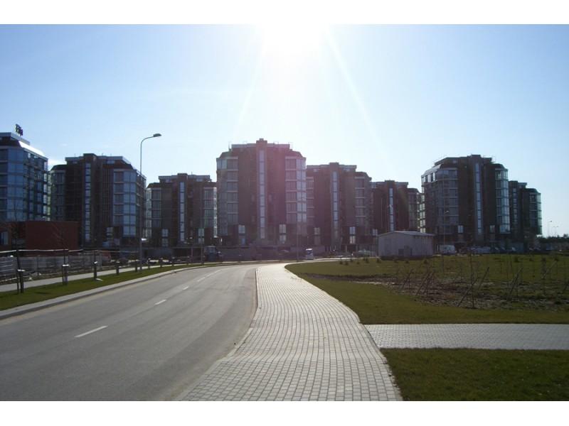 Nekilnojamojo turto paklausa kurorte pradeda viršyti pasiūlą, bet tik naujam būstui