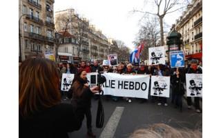 Paryžiuje – palaikymo žodžiai iš Palangos