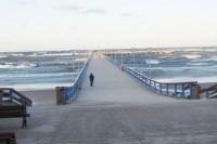 Palanga jungiasi prie Žemės valandos – šeštadienį užtems jūros tiltas
