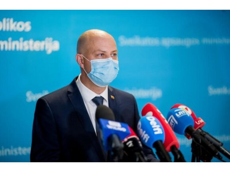 """Aurelijus Veryga, paklaustas, ar po kurio laiko Palanga dėl poilsiautojų kiekio bus koronaviruso židinys: """"Taip tikriausiai nenutiks"""""""