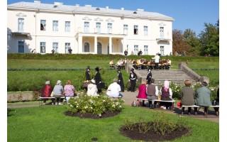 Klasikos sezono pradžia Palangos gintaro muziejuje