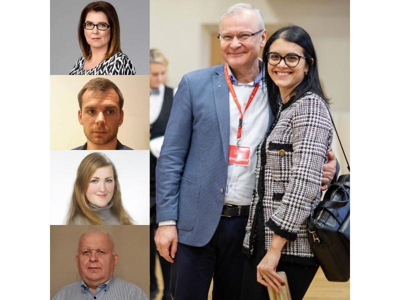 Vasario 9 d. vykusios LSDP Palangos skyriaus tarybos posėdyje į Palangos socialdemokratų skyrių priimti penki nauji nariai