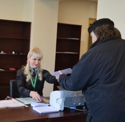 Pirmąją išankstinio balsavimo dieną savo valią Palangoje pareiškė 245 rinkėjai.