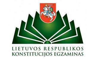 Palangiškiai kviečiami dalyvauti Konstitucijos egzamine spalio 3 dieną