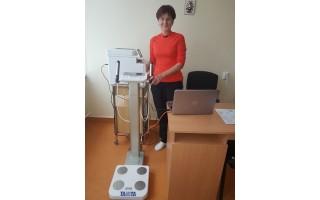 Naujas įrenginys reabilitacijos programos naudą parodo ne tik visam kūnui, bet ir atskiroms jo dalims