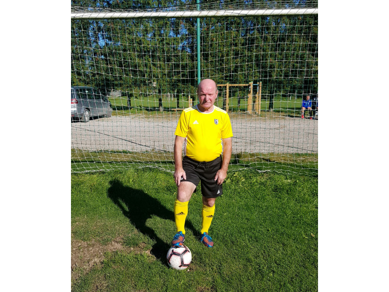 Jonas Jonkus yra vyriausias, dar aktyviai žaidžiantis Palangos futbolininkas