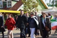 Palangoje viešėjo Vokietijos Bergeno savivaldybės atstovai