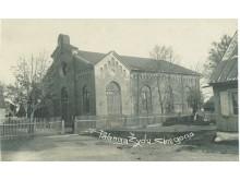 Palangos sinagoga. Apie 1930 m.