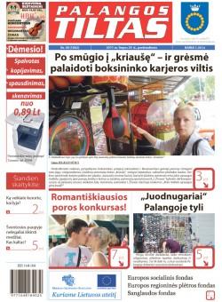 Palangos tilto laikraštis, Data: 2011-07-28, Numeris: 58 (1002)