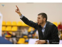 """""""Palanga"""" treneris Virginijus Sirvydis."""
