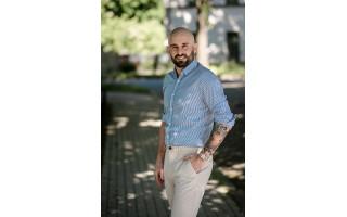 "Avi Kuperschlag, odontologas iš Klaipėdos: ""Burnos chirurgija man – tarsi liga"""