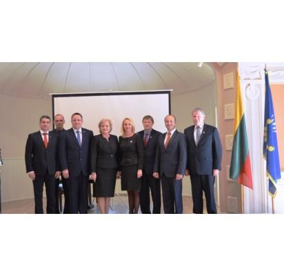 Lietuvos kurortų asociacijos prezidentu išrinktas Palangos meras Šarūnas Vaitkus