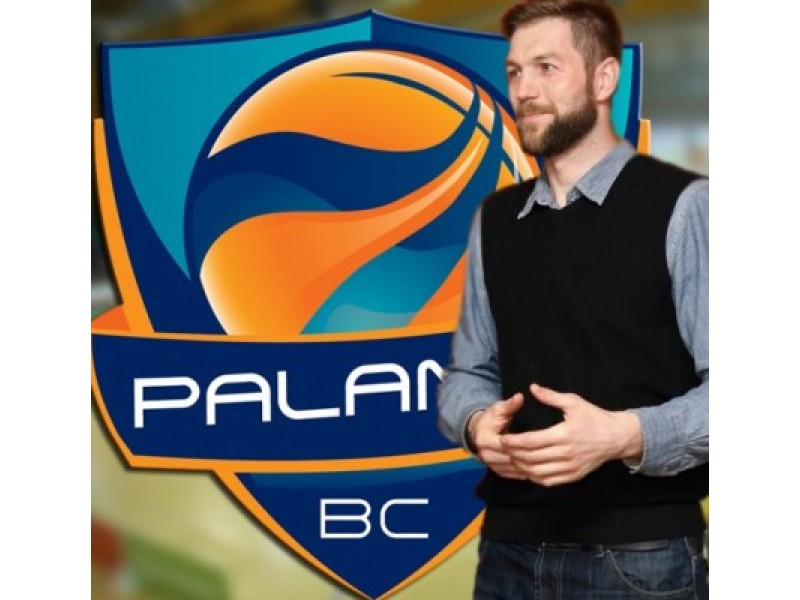 """Naujasis """"BC Palanga"""" treneris Šakinis: """"Mintyse vis tiek kol kas esu žaidėjas"""""""