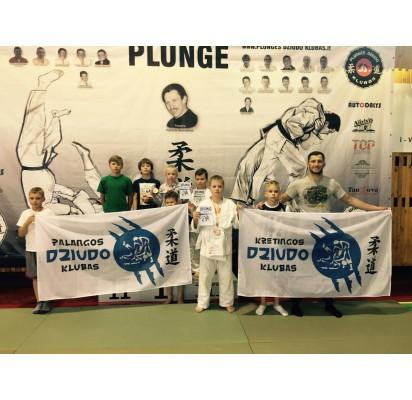 """Klubo """"Ardonas"""" sportininkų pergalės jaunučių turnyre"""