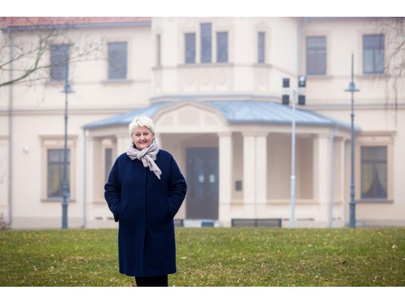 Vita Petrauskienė yra Palangos kultūros ir jaunimo centro (PKJC) direktorė