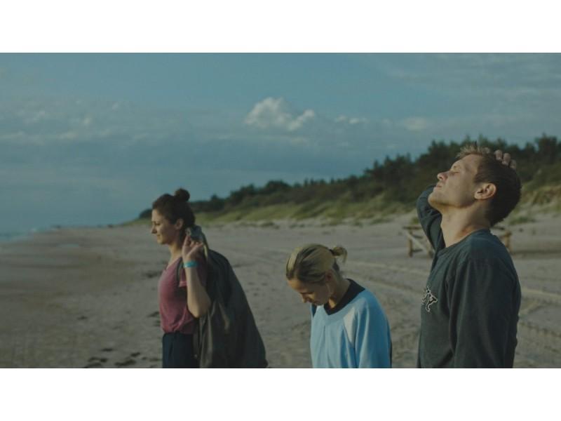 """Į """"Sidabrinę gervę"""" pretenduoja ir  filmas su Palangos siužetu, """"Išgyventi vasarą"""""""