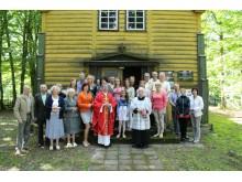 Birželį minint prelato Jurgio Galdiko 130-ąsias gimimo metines atidengtos memorialinės lentos, kurios įamžino brolių prelato Jurgio ir Valentino Galdikų atminimą.