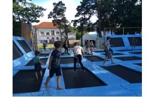 Vaikų gynimo dieną mažiesiems palangiškiams – nemokamos pramogos Vasaros parke