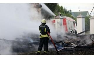 Palangos priešgaisrinė gelbėjimo tarnyba įspėja: atėjus šalčiams būkite atsargūs