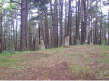 Palangos senosios žydų kapinės. / K. Litvinienės nuotr.