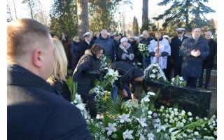 Amžinojo poilsio atgulė Eduardas Vytautas Skritulskas