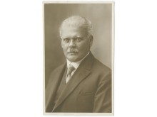 Gydytojas Robertas Gotšelka. Fot. I. Stropus, Palanga, XX a. 4 deš.