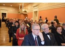 Į Kurhauzo atidarymo renginius atvyko apie 200 garbių svečių.