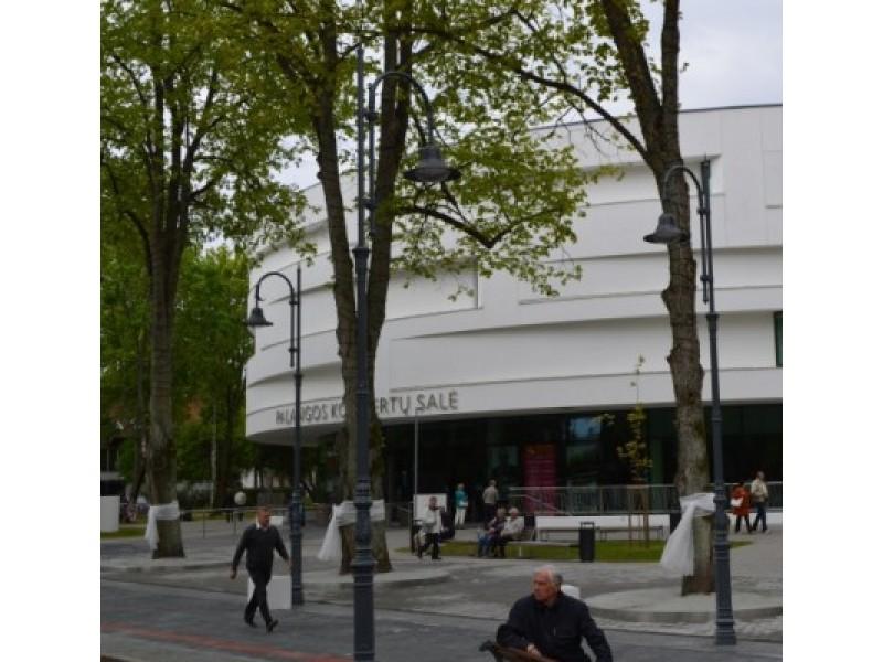 Ar sėkmingas bus Koncertų salės koncesijos  konkursas, paaiškės liepą derybų metu