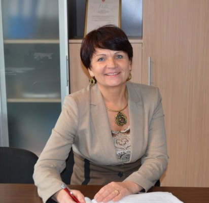 VMVT Palangos Valstybinės maisto ir veterinarijos tarnybos viršininkė-valstybinė veterinarijos inspektorė Virginija Grigalauskienė.