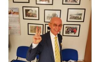 Seimo nario A. Vinkaus apsilankymai Palangoje – ne visiems prie širdies